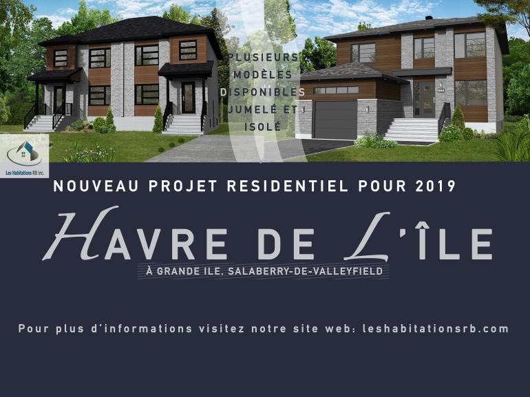 Havre DE L'ILE SALABERRY-DE-VALLEYFIELD
